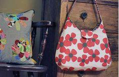 Free Bag Pattern and Tutorial - Phoebe Bag