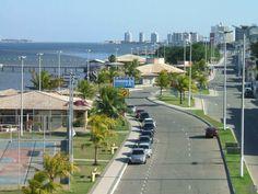 Orla do Aruanã do bairro de Atalaia cada vez mais urbanizada e com muitas atrações turisticas e ofertas de entretenimento e serviços | Aracaju, Sergipe