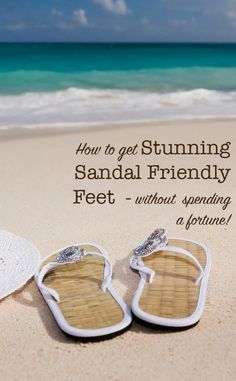 This DIY paraffin spa treatment is so easy to make - my feet are going to look fab in sandals this summer!