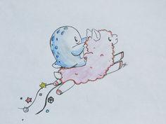 Llama Quaggan Ho! by Artrobin.deviantart.com on @DeviantArt