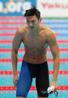 Like, really hot. | People Can't Stop Talking About This Hot Olympic Swimmer