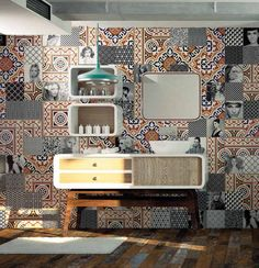 Lately, it seems, the modern trend has been to use the most unusual tile one can find, to add dramatic accents to home decor, and we've certainly found some very...