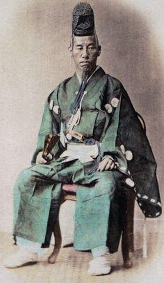 宇和島藩主、伊達宗城(1818~1892)