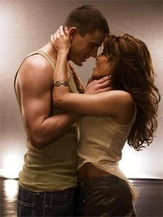 Channing Tatum likes to hide love notes around his house for his wife of nearly three years, Jenna Dewan.  They met on the set of Step Up.