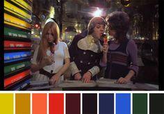 A Clockwork Orange (1971), dir. Stanley Kubrick