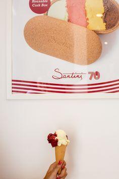Santini - THE ice-cream  #fotografosintra #foodphotography #fotografiagastronomica #editorialphotography #sintraphotographer