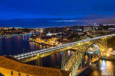 Porto Panorama Porto Portugal, Sydney Harbour Bridge, Travel, Pictures, Viajes, Destinations, Traveling, Trips