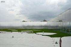 SANAA: Musee Du Louvre