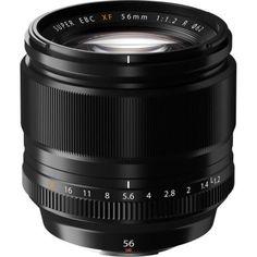 Fujinon XF 56mm F/1.2 R Lens