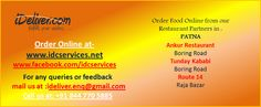 Our Restaurant Partners in Patna