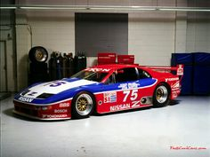 Nissan 300ZX Z32 Steve Millen IMSA