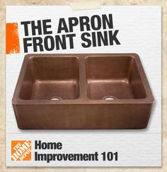 Apron Front Sinks Also Known As Farmhouse Sinks Come In All Shapes Sizes