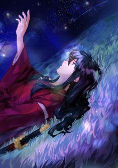 Amor Inuyasha, Inuyasha Funny, Inuyasha Fan Art, Inuyasha And Sesshomaru, Kagome And Inuyasha, Kagome Higurashi, Inuyasha Quotes, Garçon Anime Hot, M Anime