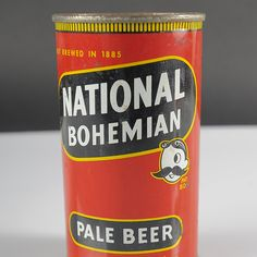 50 objects that define Baltimore -- National Bohemian can