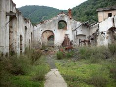 Monte Narba. Officine