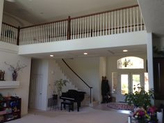 Staircase and Brdgeway