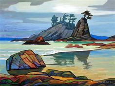 Nicholas Bott   OIL                        West Coast Magic