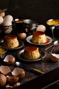 Flan de huevo by Raq