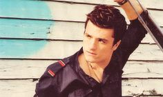 Meet Josh Hutcherson.. I've been obsessed with him since Bridge to Terabithia.