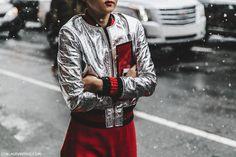 NYFW-New_York_Fashion_Week-Fall_Winter-17-Street_Style-Gucci-Metallic-