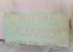 Mermaid Birthday Par
