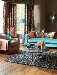 Why Express-Kurtinz.com? Designer made to measure curtains and made to measure roman blinds available with matching bespoke accessories . Huge choice of designer plain, pattern and floral fabrics in many different colours. Our curtain express delivery service means that your made to measure curtains and roman blinds will be delivered within 7 days.