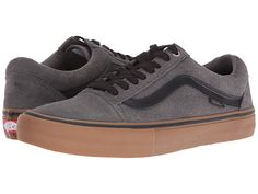 d44e14d179 Vans old skool pro grey black gum