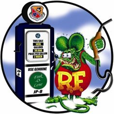 Welcome to ratfink.org, learn about Ed Big Daddy Roth, & Rat Fink, visit our Museum & Store