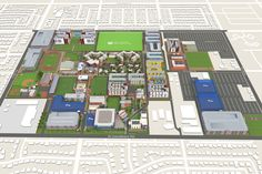 """Check out this @Behance project: """"GCU Interactive Campus Map"""" https://www.behance.net/gallery/22781339/GCU-Interactive-Campus-Map"""