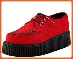 T.U.K. Unisex A8056 Sneaker,Red,6 M US Mens/8 M US Womens - Sneakers for women (*Amazon Partner-Link)