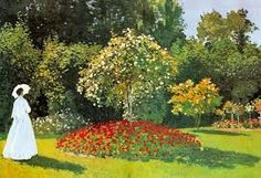Image result for monet to matisse painting the modern garden