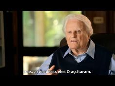 """A CRUZ"" Última mensagem de Billy Graham na TV [Legendado] - YouTube"