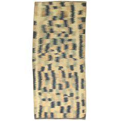 Turkish Kilim Flat-Weave Rug   1stdibs.com