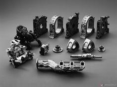 robotpignet:  Mazda 13B