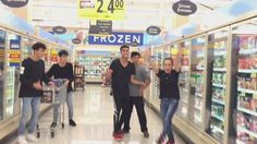 """Lucas Dobre on Twitter: """"When my family makes a trip to the grocery store 😂 @DobreMarcus https://t.co/ju8CI5ihpY"""""""