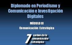 #ComunicacionEstrategica : Siete verbos de la Comunicación Estratégica