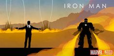 cubierta de Iron Man en el Box Set de Marvel