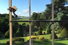 Askham Hall, The Admirals Room View