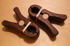 Wooden Waldorf Playclips meticulously and lovingly crafted from the the most…