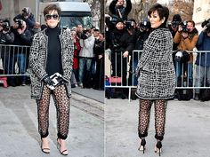 Kris Jenner Wears See-Through Genie Pants to Chanel Paris Show: Très Chic or Tragique? http://stylenews.peoplestylewatch.com/2015/01/27/kris-jenner-see-through-pants-chanel-paris-show/