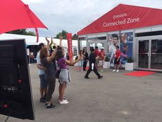 Rogers Cup In Toronto Launches Brizi Flying Cam - Sports Techie blog.