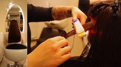 Regeneracja włosów prostownicą z podczerwienią. #hair #włosy #IronRepair