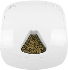 Feed and Go - Smart Pet Feeder - White