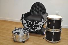 I so need this for my music room!  drums - Google Search
