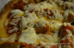 "How to ""Holy Grail"" Pizza aka Fathead Pizza » Low Carb » Gluten Free 