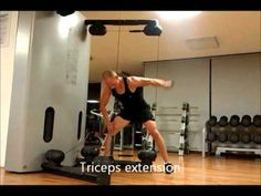 All Body Workout KINESIS vol.2 - YouTube