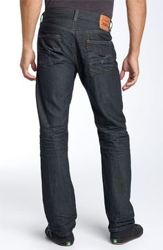 Levi's® Red Tab™ '501™' Straight Leg Jeans (Dimensional Rigid Blue Wash) available at #Nordstrom