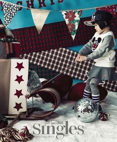 Choo Sarang for Singles Magazine