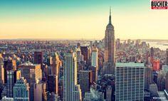 The greatest City of all! Die Stadt der Träume im Land der unbegrenzten Möglichkeiten bietet unendlich viel Raum zum träumen und erleben - we New York! Do you? #newyork #bucherreisen
