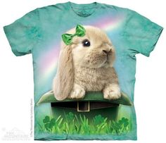 Hey, I found this really awesome Etsy listing at https://www.etsy.com/il-en/listing/256216465/womens-t-shirt-irish-bunny-stonewashed